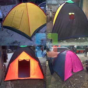 Tenda Dome Standar