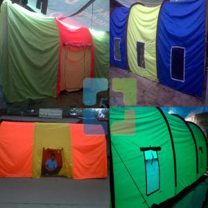 Tenda Dome Lorong