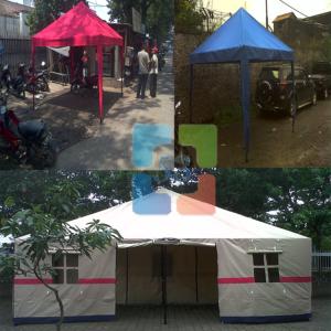 Tenda Promosi | Tenda Cafe